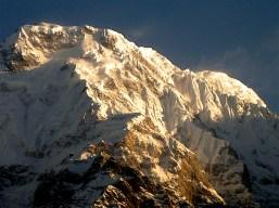 Annapurna I summit (Pht. barrys).