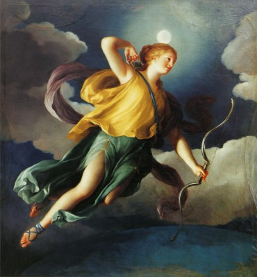 Diana als Personifikation der Nacht (Mengs)