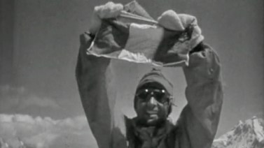 Makalu french expedition 1955