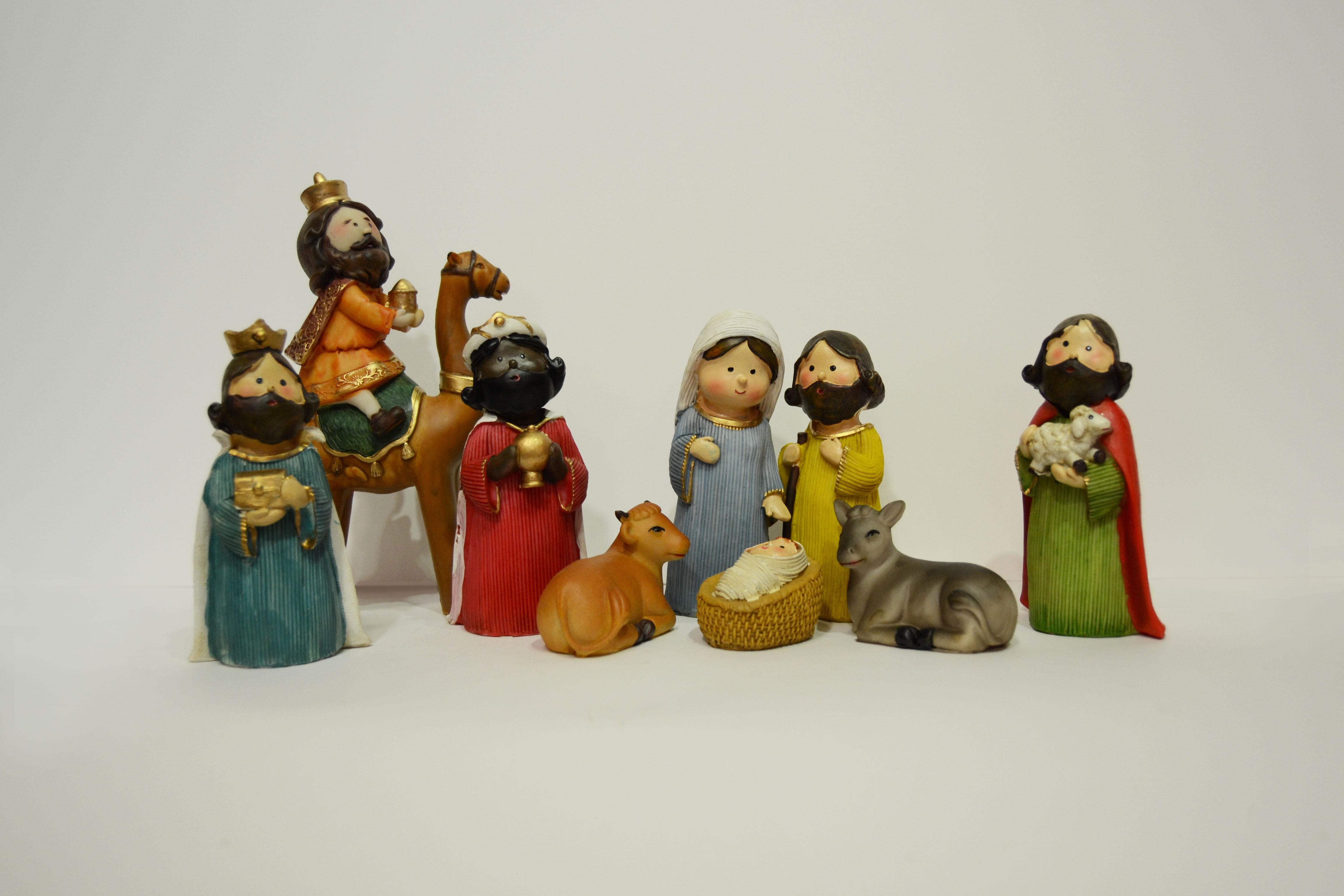 nacimiento navidad misterio