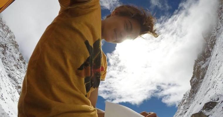 In Patagonia con Silvia: come nasce una passione