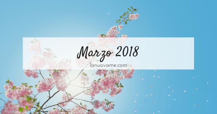 Le ispirazioni! Marzo 2018