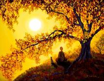 golden-afternoon-meditation-laura-iverson