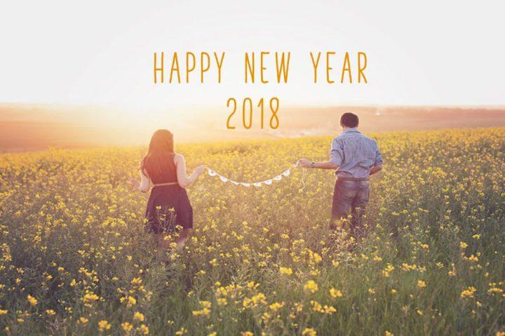 Benvenuto 2018, ovvero l'inizio di una Nuova Era! Cosa desideri realizzare quest'anno?