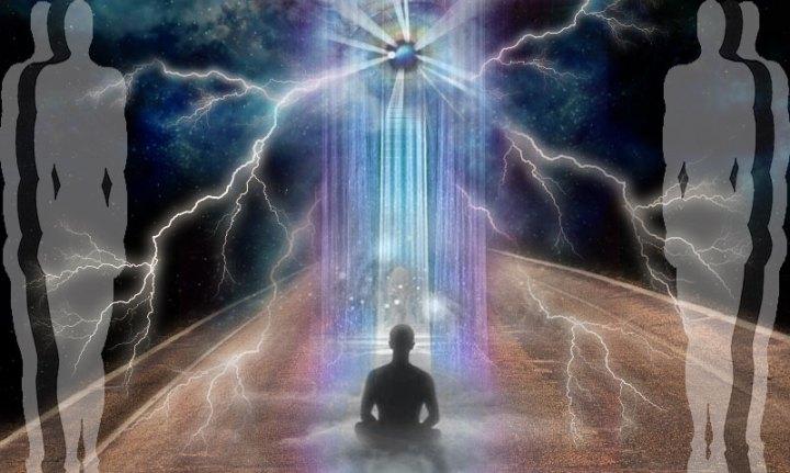 """Karma, Legge di Causa ed Effetto, reincarnazione, lasso di tempo tra un'incarnazione e l'altra: la """"morte fisica"""" come trasformazione."""