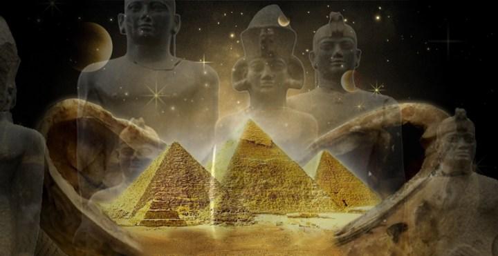 Le Piramidi di Giza come testimonianza di un'antica civiltà perduta: è tempo di ricordare chi siamo veramente