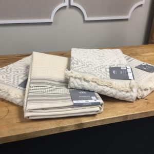 Organic Cotton and Linen Towel Lisbon