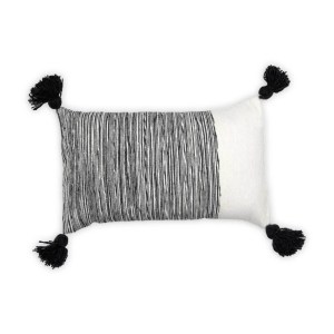 Moroccan Pom Pom Pillows Assorted