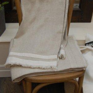 Lipari Linen Throw