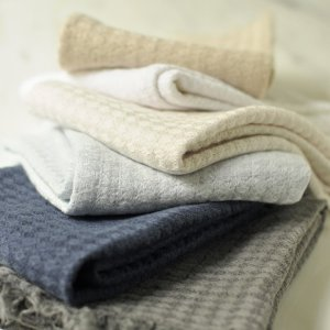 Hampton Linen Towel