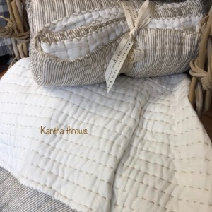 Cecily Quilted Throw