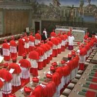 Lista de los 115 Cardenales electores