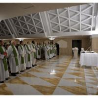 Homilia del Papa Francisco. II Viernes del Tiempo Ordinario: Superar la mentalidadegoísta