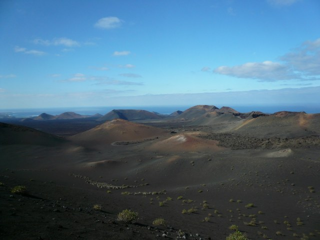 Timanfaya Express Tour