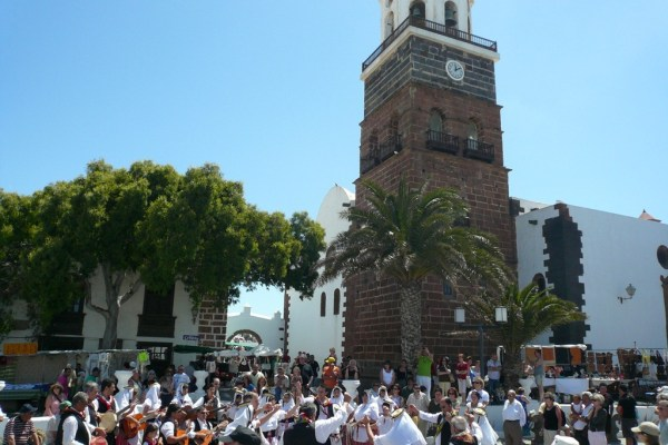 Market Lanzarote