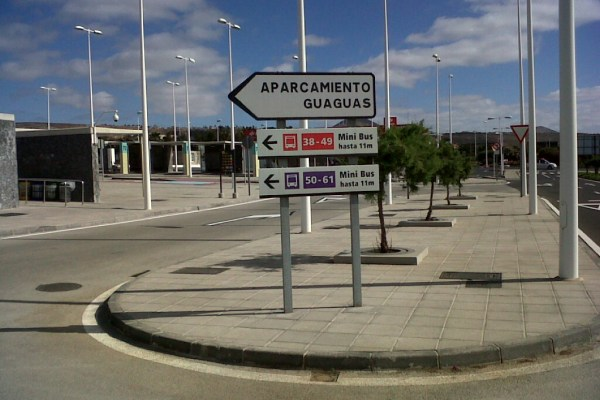 Buses Lanzarote Airport