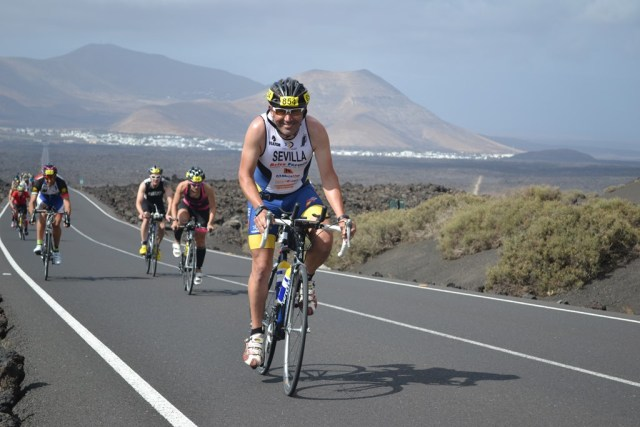Ironman bike course