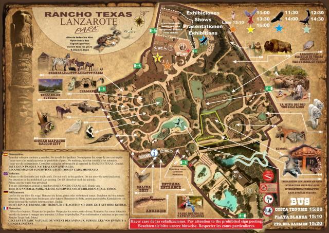 Rancho Texas Theme Park