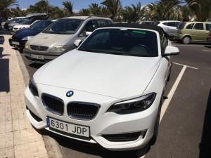 Lanzarote BMW