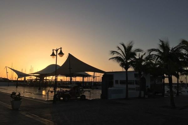 Sunrise Puerto Calero