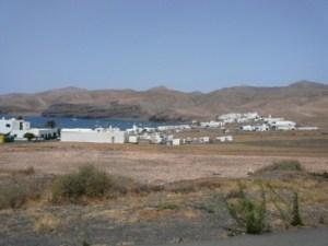 Playa Quemada Lanzarote