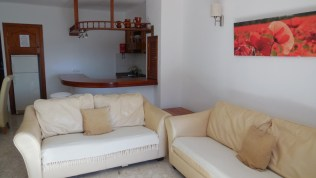 Amapola Villa Living