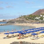 Lanzarote temperature
