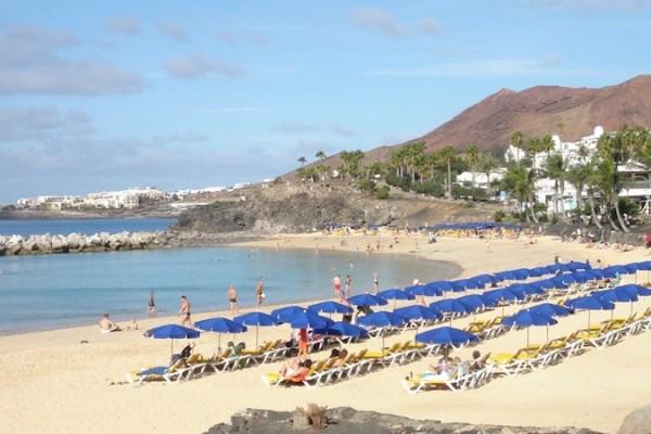 Lanzarote Beach