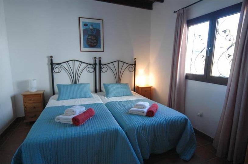 Villa Parque del Rey Bedroom 2