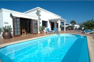 Villa Parque del Rey Pool