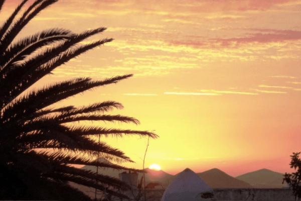 Lanzarote weather June