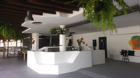 Cook in Lanzarote reception