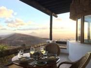Dinner small terrace at Villa Viha