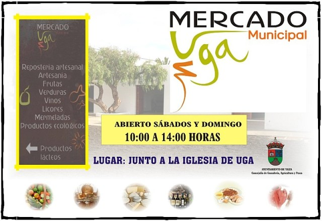 Cartel Mercado Uga