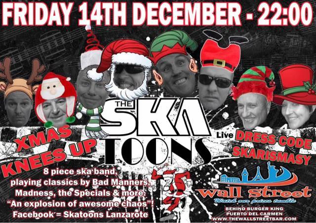 Skatoons Christmas Special