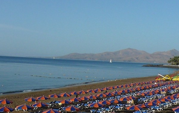 September weather Lanzarote