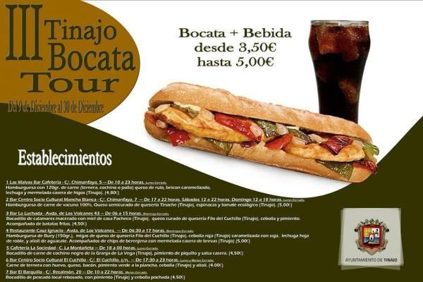 Bocata Tour