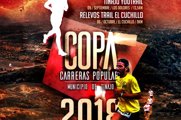Copa Carreras Popular Tinajo 2018