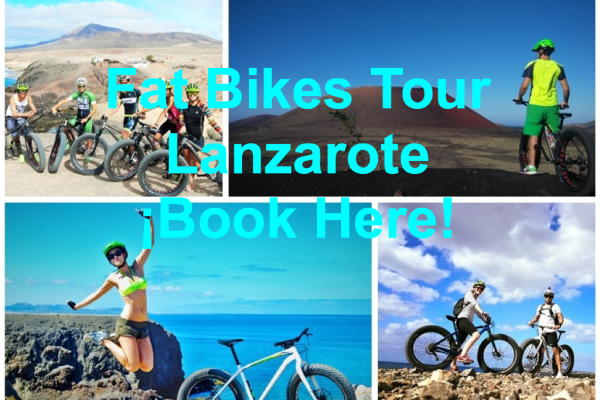 Fat Bikes Tour Lanzarote