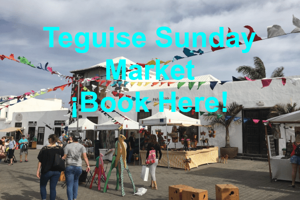 Teguise Sunday Market