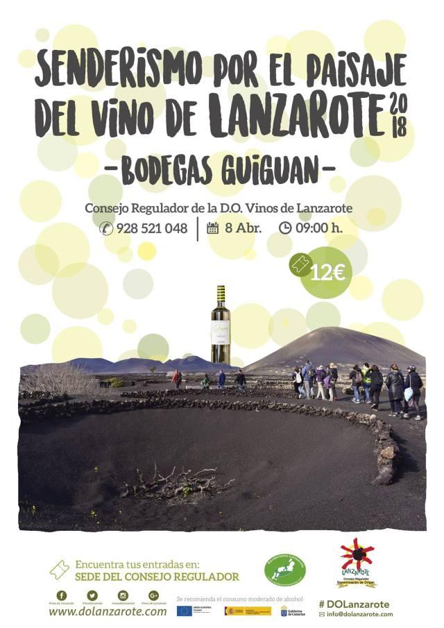 Wine Walk Bodegas Guiguan