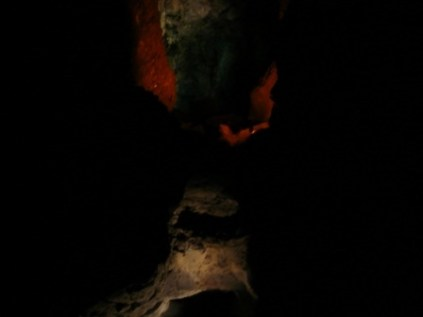 CDLV cavern