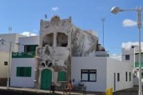 Casa de Luis Ramírez in Caleta de Famara