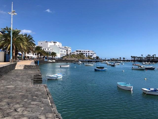 Charco de San Gines Arrecife Lanzarote