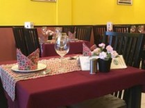 Himalaya Restaurant Interior