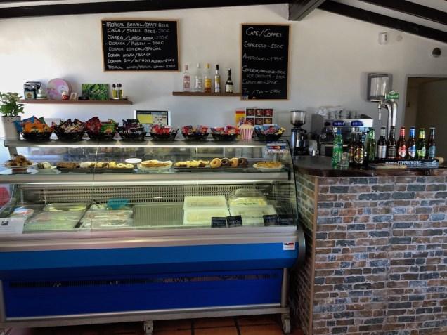 Volcaland Cafe