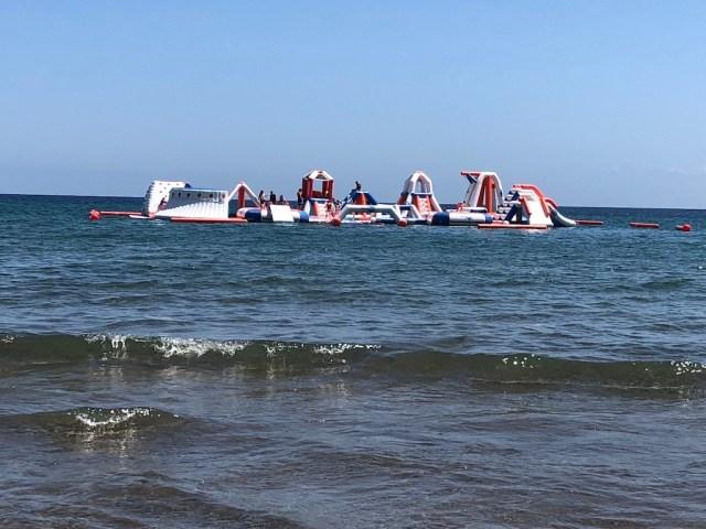 Floating Aquapark Puerto del Carmen