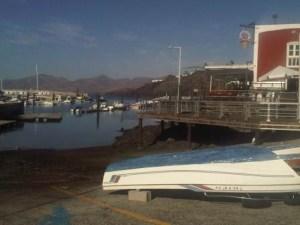 The Old Harbour in Puerto del Carmen