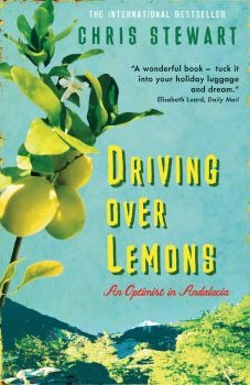 Book Review - Driving over Lemons