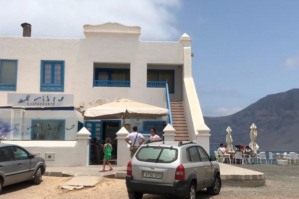 Restaurante El Risco